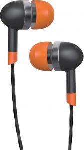 Ubon N-EAR Wired Earphones for All Smartphones, (Black)