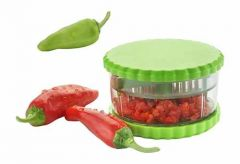 Garlic Chilli and Dryfruits Multi Crusher Chopper Ideal for Onion   Green   Chilly