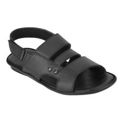 EUGENIE CLUB Stylish & Fashionable Leather Sandals/Slippers For Men's