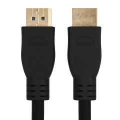 MAND High-Speed HDMI to HDMI V2.0 Nylon Braided Cable For All Device