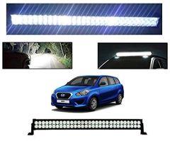 After Cars Datsun Go Plus 22 Inch 40 LED Roof Bar Light, Fog Light