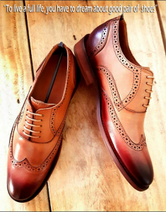Cobblerscraft Traditional With New Look Tailor Made Footwear Shoes