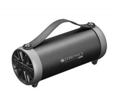 Zebronics AXON Portable Bluetooth Speaker, Clear Sound & High Bass With AUX Function, USB Support, Micro SD Card & FM