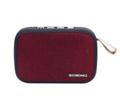 Zebronics Delight Portable Bluetooth Speaker, High Bass & Great Sound With USB & SD Card