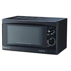BAJAJ 17L Solo Microwave Oven, Suitable For Solo (1701 MT DLX) (Black)