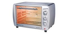 BAJAJ 35-Litre Oven Toaster Grill For Home & Office (Silver) (3500 TMCSS)