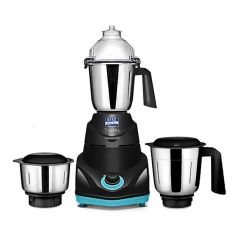 KENT True Mix-B Mixer Grinder with 3 Speed Control | 750W (Color: Black)