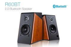 F&D 2.0 Bluetooth Speakers, High Bass & Clear Sound, & Support AUX, USB (SFD-R60BT)