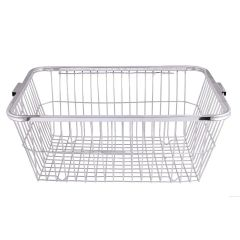 PALOMINO High-Grade Stainless Steel Dish Drainer, Rack, Plate Stand For Kitchen Use (Large)