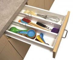 CYALERVA Drawer Divider & Partition, Adjustable Separators For Clothes, Office Supplies, Dresser, Bedroom (Multi color)