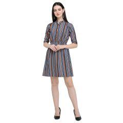 G.P Daisy Regular Wear Short, Stlyish Printed, Short Dress For Womens (Multicolor)