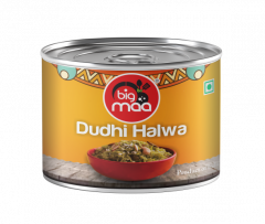 Big Maa Ready To Eat Indian Sweets Dudhi Halwa Good Taste (150 G) (Pack of 1)
