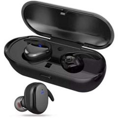Twins Deep Bass True Wireless Earbuds With Magnetic Charging Case And HD Stereo Sound