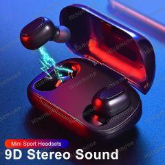 L21 TWS Wireless Earphones Bluetooth 5.0 Headphones Mini Stereo Earbuds