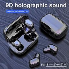 Private Mode L21 Tws Wireless Bluetooth Headset Binaural Noise Reduction Call Mini Stereo