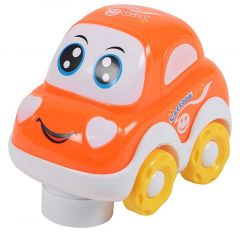 Electric Car With Lighting And Music With 3D Light (Pack of 1)