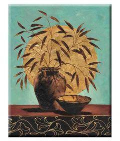 Elegant Arts & Frames Textured Stretched Canvas Art