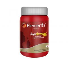 Elements Wellness Ayushwaas Special Supplement For Healthy Respiratory Function (250 g) (Pack of 1)