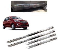 After Cars Maruti Suzuki Ertiga 2019 Car Steel Side Beading Set of 4
