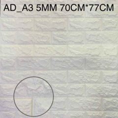 Foaming Sheet Decorate Wall And Easy To Install (Multi-Color) (AD-A3 )