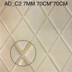 Foaming Sheet Decorate Wall And Easy To Install (Multi-Color) | (AD-C2) (7 MM)