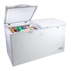 Godrej Hard Top Range 2 In 1 Combo Chest Freezer |GCHFC290R2DXC| (290 Liter)