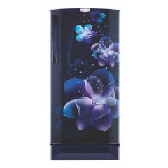 Godrej Edge Pro 4Star Direct Cool Single Door Refrigerator (RD EDGE PRO 205D 43 TAI JW BL) (190 Liter)