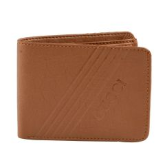 Winsome Deal Trendy, Fashionable New Look, Tan Casual Artificial Leather Wallet Best for Men's