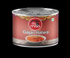 Big Maa Ready To Eat Indian Sweets Gajar Halwa Good Taste (150 G) (Pack of 1)
