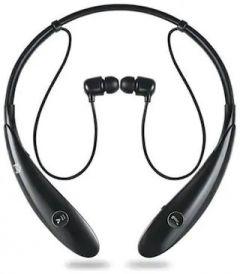 HSJ KG-BT-01 In-Ear Bluetooth Headset (Black) (Pack of 1)