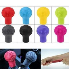 Zmo Anti-Scratch Universal Fit Silicon Gear Shift Knob Protective Cover