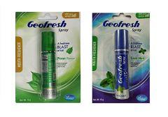 Kamlesh Enterprises |Geofresh Ayurvedic Instant Mouth Freshener  | Cool Mint and Paan Spray