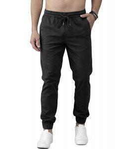 Peppyzone Men's Stylish Regular Fit Joggers (Pack of 1)