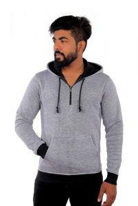 Fashion Gallery Men's Hooded Jacket Full Sleeves | Full Sleeves Hooded Jacket