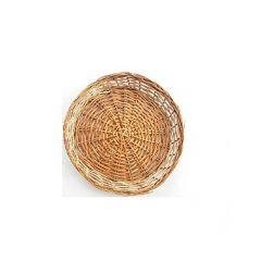 ShopObuddy Round Willow Basket 9 inch