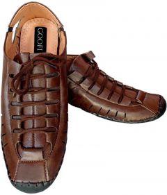 GOOFFI Fashionable & Stylish Men Casual Sandal (Pack of 1)
