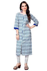 Jashikathaindustries Fashionable Cotton Kurti Perfect Choice For Women's