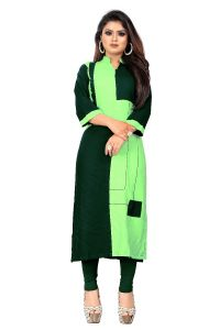 Jashikathaindustries Trendy & Fashionable Cotton Kurti Perfect For Women's