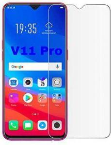 YadavEnterprises Best & Strong Edge To Edge Strong Tempered Glass for Vivo V11