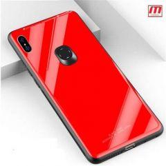 YadavEnterprises Strong Back Cover for Vivo V9 (Red) | (Grip Case)