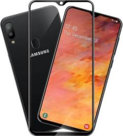 YadavEnterprises Best & Strong Edge To Edge Strong Tempered Glass for Samsung Galaxy M20, Samsung Galaxy A10