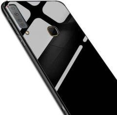 YadavEnterprises Strong Back Cover for SAMSUNG A9 2018 (Black) | (Grip Case)