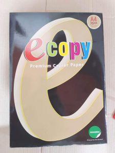 Khanna Ecopy Premium Copier Office/Schools Essentials Paper 75GSM White A4 Size Reamer