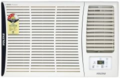 Voltas 183 DZA R32 1.5 Ton 3 Star Window AC 100% Copper Coil with Turbo Cooling | High Ambient Cooling | Active Dehumidifier | 2 Stage Filtration Advantage | Self Diagnosis (White)