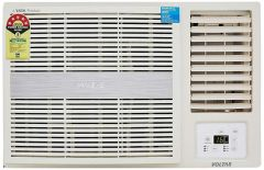 Voltas 185 LZH R32 1.5 Ton 5 Star Window AC 100% Copper Coil with Turbo Cooling | High Ambient Cooling | Active Dehumidifier | 2 Stage Filtration Advantage | Self Diagnosis (White)