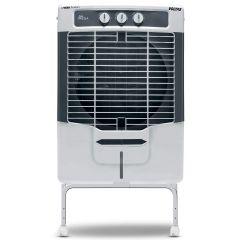 Voltas Sleek And Elegant Design Turbo Air Throw Mega 70 Desert Air Cooler with Honeycomb Pads (70 Liters)