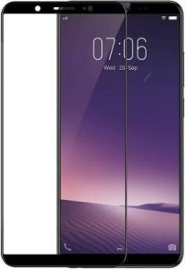 YadavEnterprises Edge To Edge Strong Tempered Glass for VIVO Y71