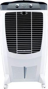 BAJAJ DMH95 Desert Air Cooler Turbo Fan 100 Feet Powerful Air Throw with Anti-Bacterial Technology (95 Liters)
