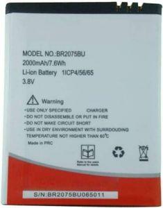 Grand Cell Mobile Battery For Intex Aqua Q7 | Q7 Pro with 2000mAh Capacity