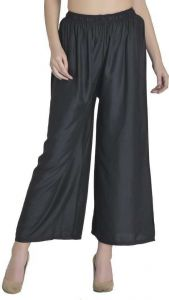 GOOFFI Fashion Friendly Casual Women Rayon Trousers (Pack Of 1)